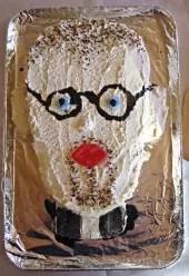Tårtan föreställer Erik