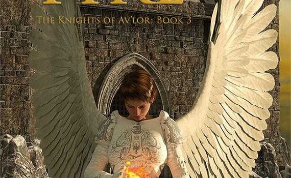 Fantasy Series-Knights of Av'lor final book cover