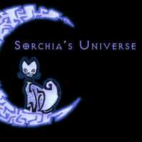 Contact Sorchia! I'll talk about anything!  Just Ask!