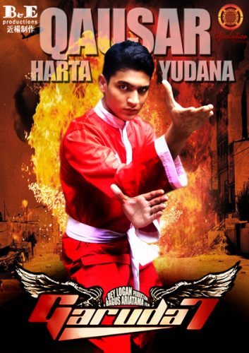 The Next Generation of Action Star from Indonesia