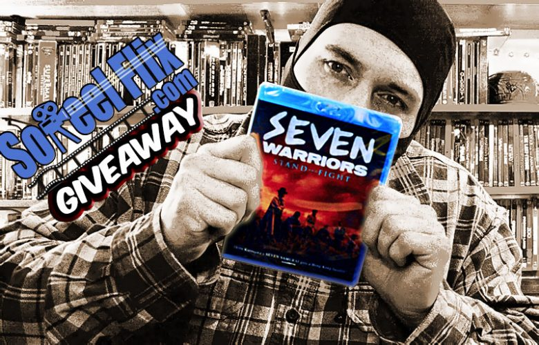 Giveaway: Seven Warriors - Blu-Ray (Winner Selected)
