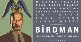 Superhero Movie? Michael Keaton is 'Birdman' – Teaser Trailer
