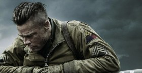 Trailer For Bard Pitts Tank War Drama 'Fury' Explodes Online