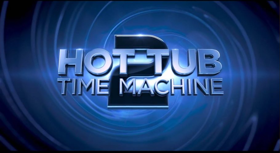 The Guys Are Back, Hot Tub Time Machine 2 Travels a Trailer?