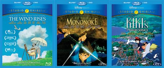 Studio Ghibli - srf