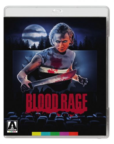Review: Blood Rage (Arrow Video)