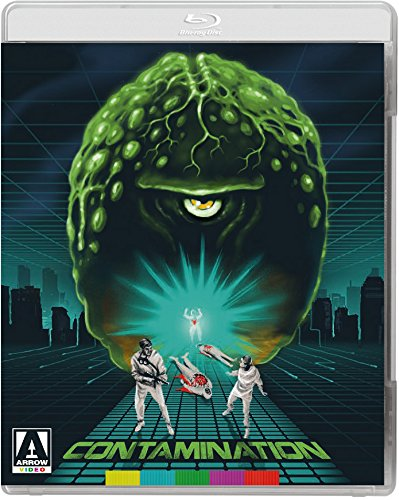 Review: Contamination (Arrow Video)