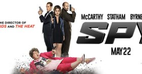 Red Band Trailer For 'Spy' Starring Jason Statham. Oh and Melissa McCarthy