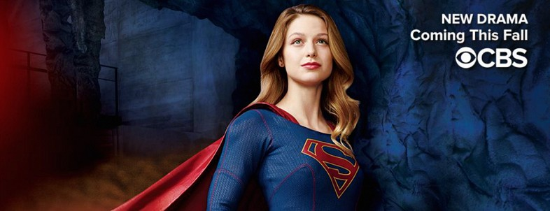 First Look at Supergirl - Trailer Inside