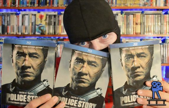 Police Story Giveaway