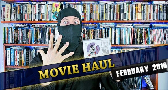 February 2016 Movie Haul