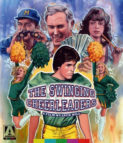 Review: The Swinging Cheerleaders (Arrow Video)