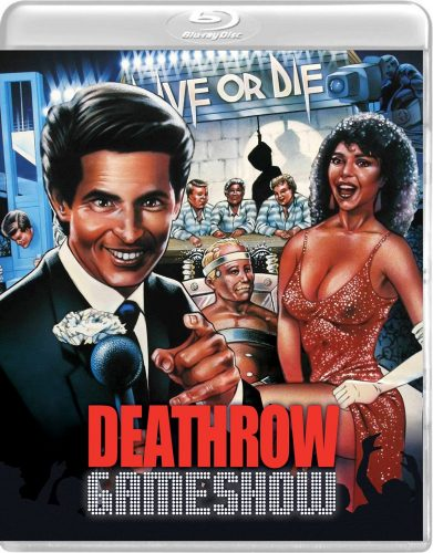 Review: Deathrow Gameshow (Vinegar Syndrome)