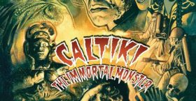 Review: Caltiki The Immortal Monster (Arrow Video)