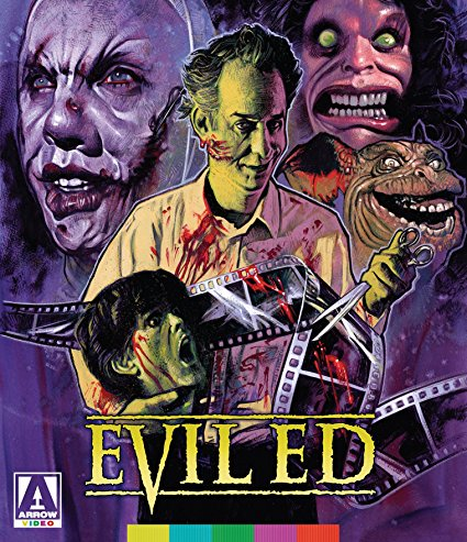 Review: Evil ED (Arrow Video)
