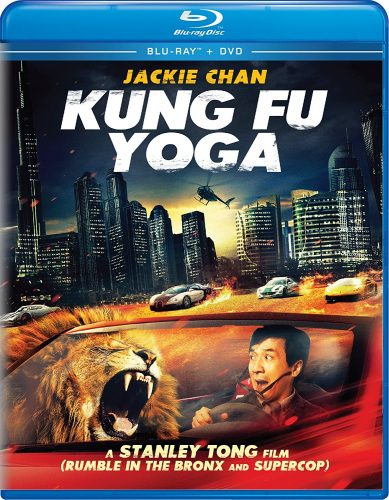 Review: Kung Fu Yoga (Well Go USA)
