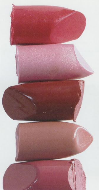 Lipstick - all you wanted to know about textures and finishes!!