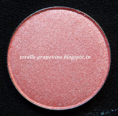 Coastal Scents Hot Pot Pink Frost HP-ME19 - Swatch and Review