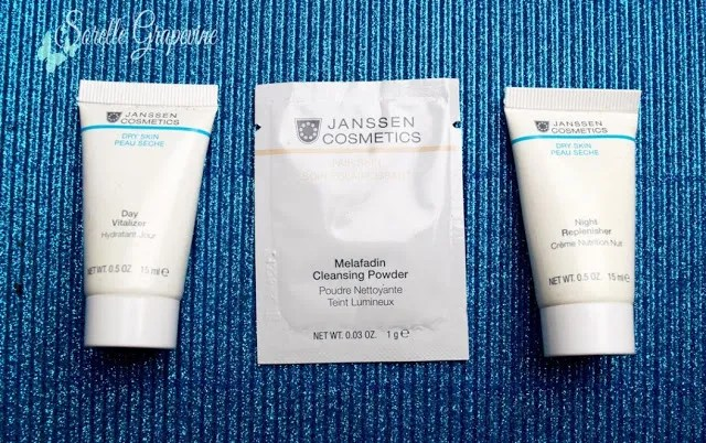 My Dry Skincare Routine with Janssen Cosmetics