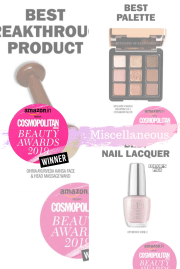 Cosmo Beauty Awards 2019 Winners - Miscellaneous Edition