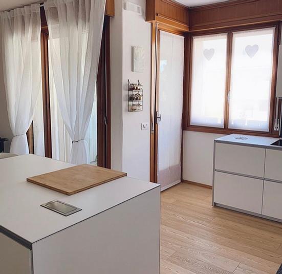 Assieme alla cucina, il living è infatti l'ambiente più intimo e. Tende Cucina Sorelle Milesi Casa