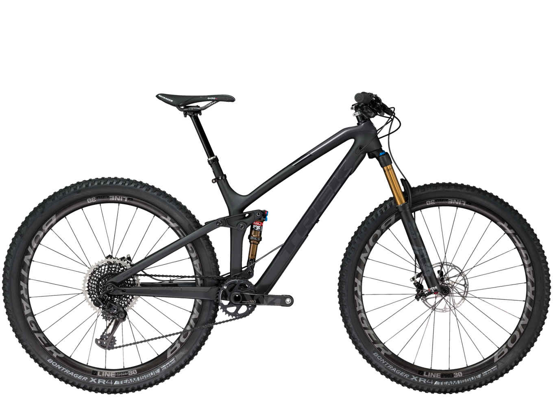 Trek Fuel EX 9.9 29 Matte Trek Black/Gloss Solid Charcoal