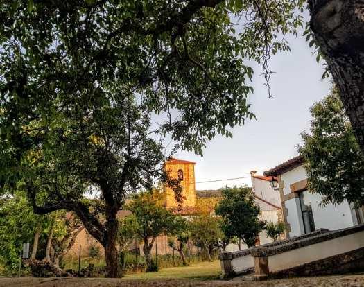 Iglesia de Villar del Ala