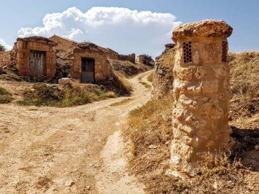 Bodegas tradicionales de Atauta