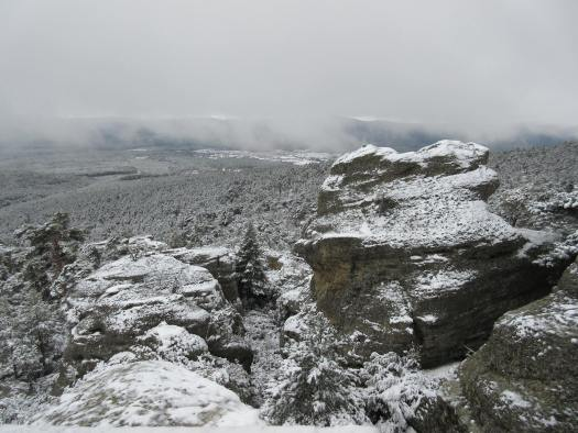 Vistas desde el Mirador de Castroviejo