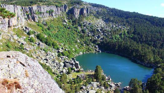 Laguna Negra en la Sexta