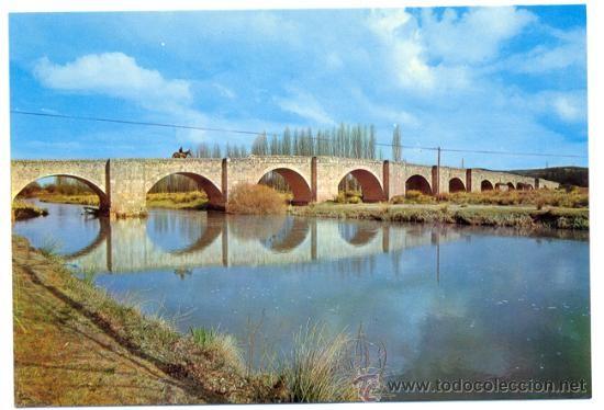 Puente sobre el Duero