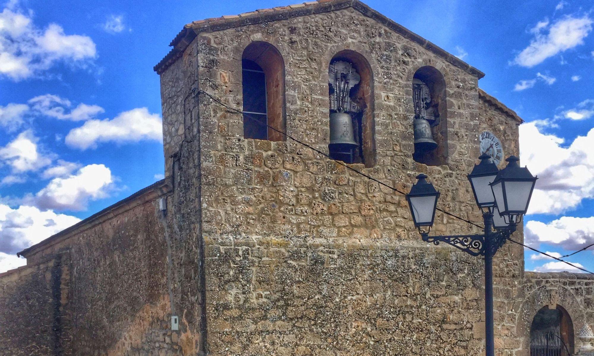 Velilla de los Ajos: Iglesia