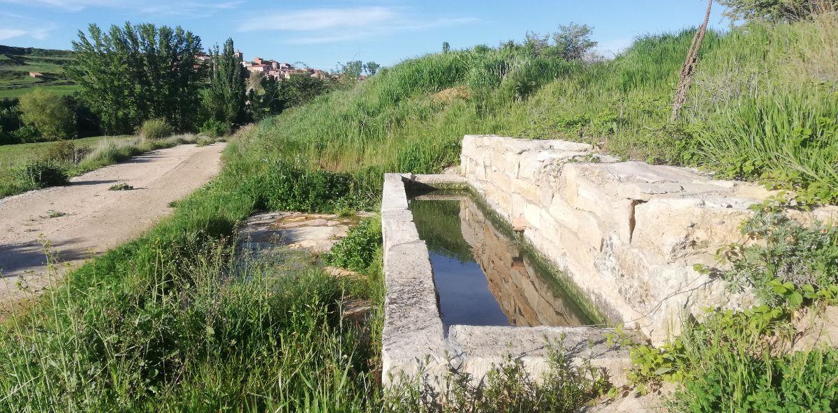 Paseo de las fuentes 6 Fuente del Pozuelo