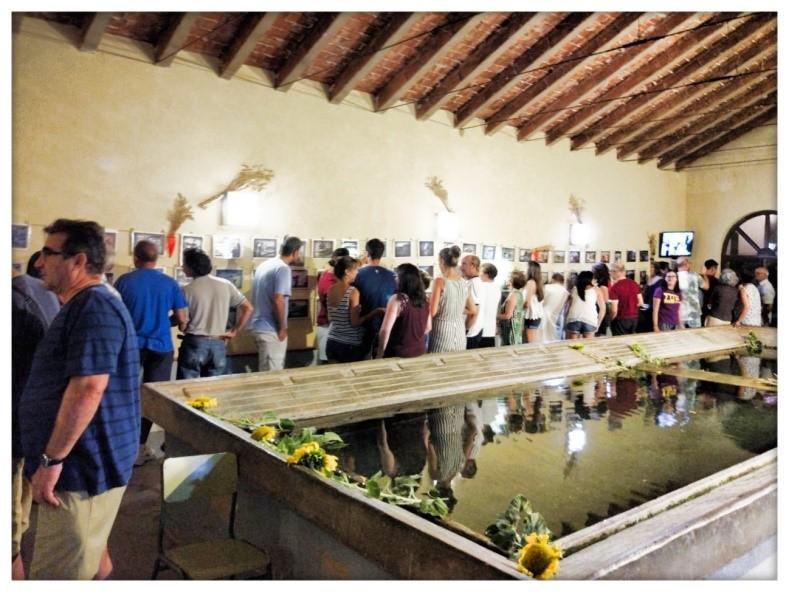 Exposición Fotográfica en El Lavadero de Berzosa