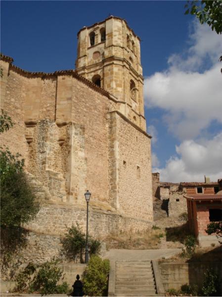 Iglesia de Ciria