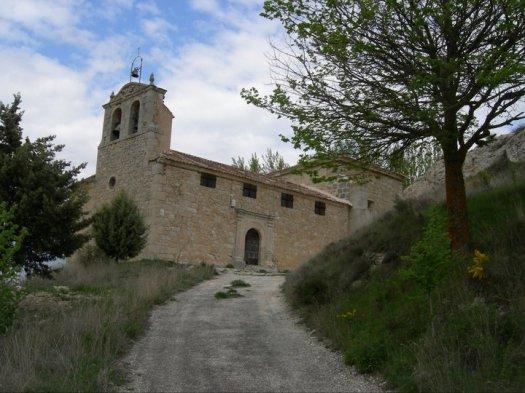 La iglesia de Nuestra Señora de la Asunción.