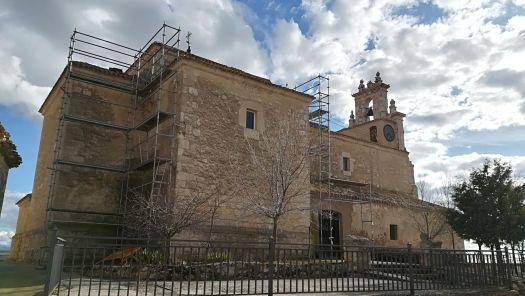 Iglesia de Fuentecambrón