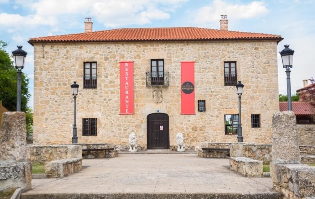 Palacio de Alcubilla de Avellaneda
