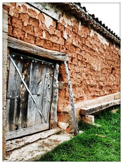 Puerta del Lagar de  Berzosa
