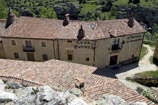 Las casas rurales de soria entre las mejores valoradas con - Casas rurales en la provincia de toledo ...