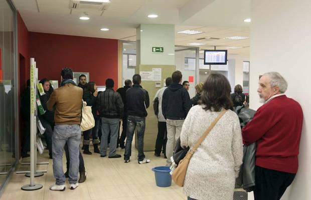 Soria lidera la subida del paro en Castilla y León y empeora el dato del año anterior