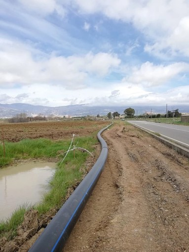 Sorical potenzia condotta per l'area industriale di Lamezia, Curinga e San Pietro Lametino 16 2 383x510