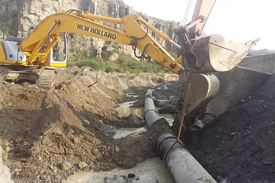 Riparato l'acquedotto Tuccio, ripresa erogazione 64