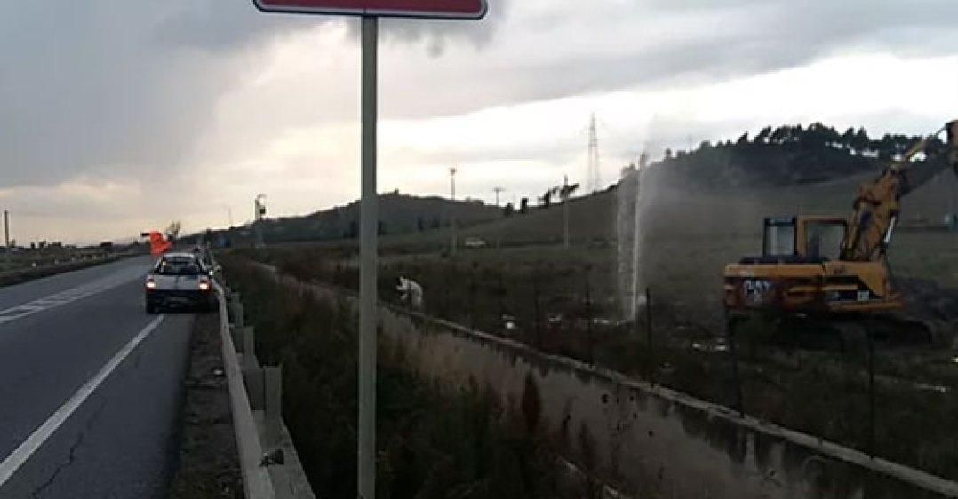 Abatemarco, riparato guasto elettrico nella notte 08 510x266