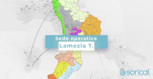 Contatti Sorical Lamezia contatti sorical lamezia Sede operativa di Lamezia LAMEZIA 510x266