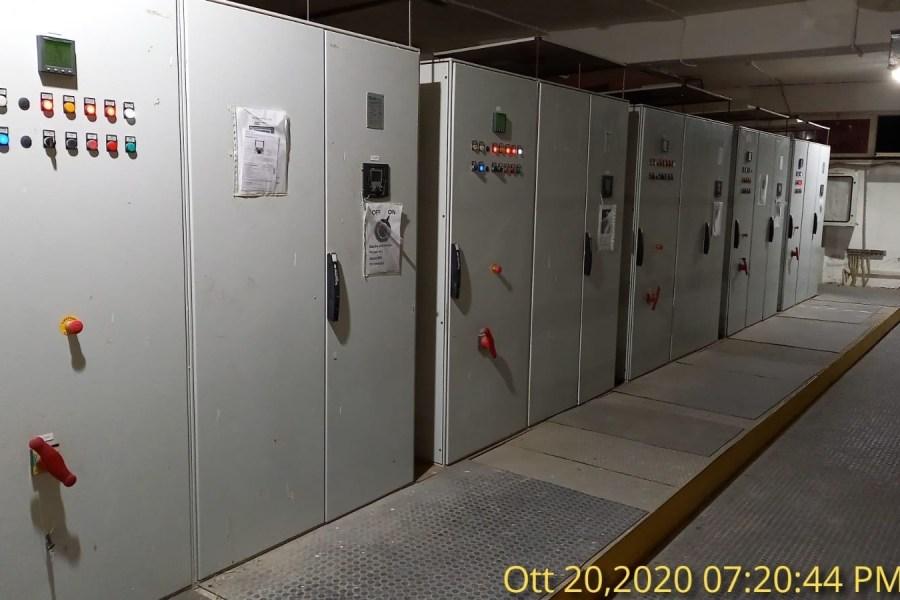 Fermi ipot Neto causati da sbalzi tensione elettrica 8be2bfa0 1866 48c5 9997 f41097fa0668