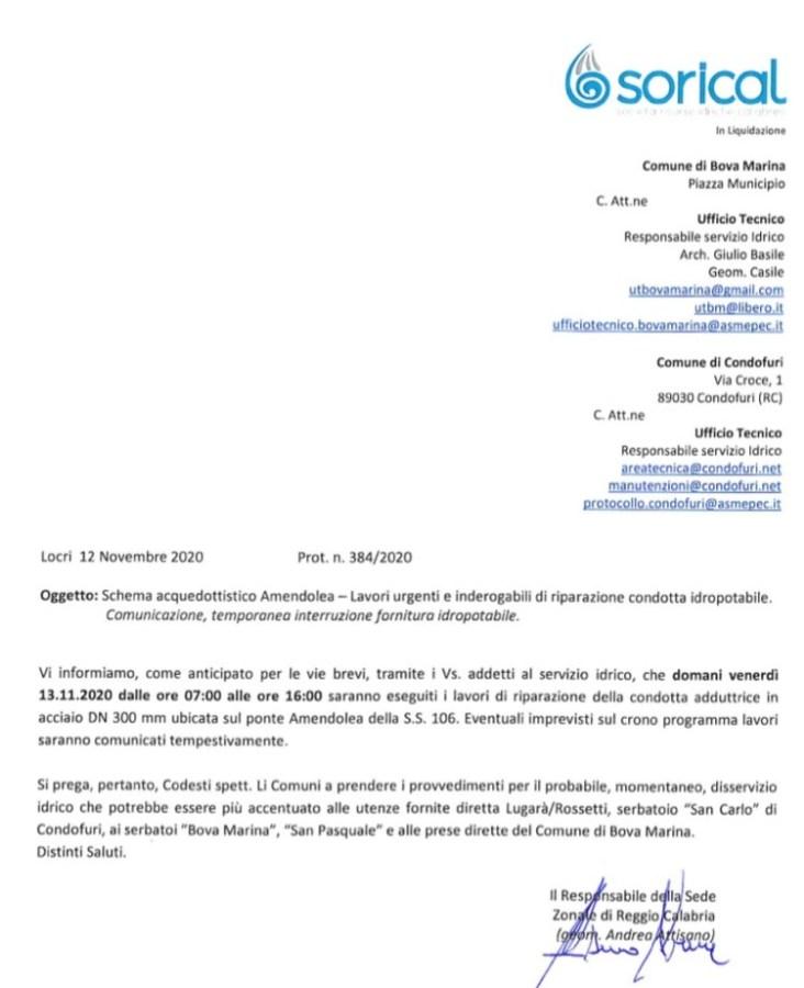 Intervento urgente sull'acquedotto Amendola img 5414 732x900