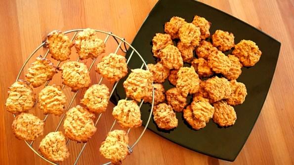 biscuiti cu cartof dulce