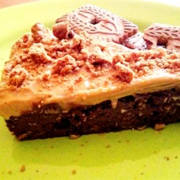 Cheesecake cu speculoos