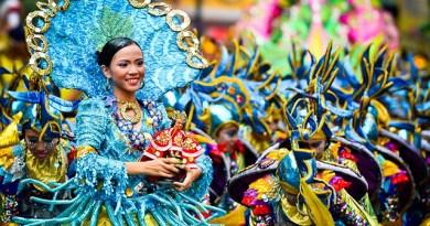 フィリピンに行くなら必見!迫力あふれるお祭り